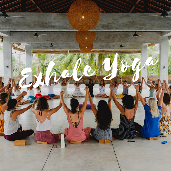 Annie Au  200hr & 300hr Yoga Teacher Training 2019 Sri Lanka