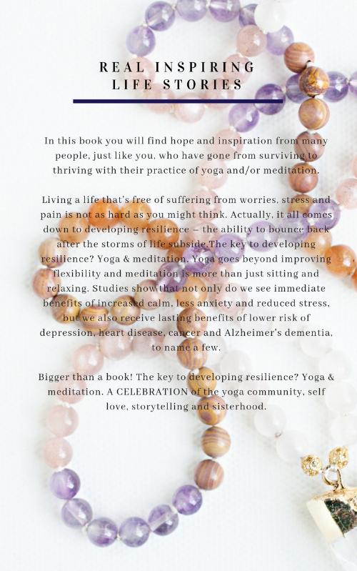 Annie Au Yoga Book: Resilience Through Yoga & Meditation Volume 2