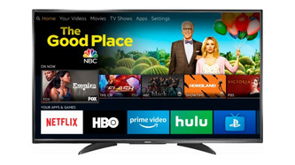 Toshiba Fire TV - Want to skip the sticks? We recommend the Toshiba Fire TV - an all-in-one solution.MSRP $349.99 (50 inch)