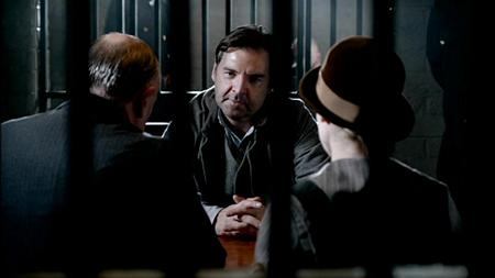 Mr Bates in jail