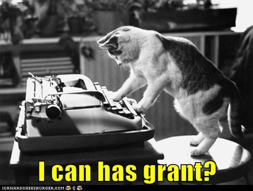 i can has grant