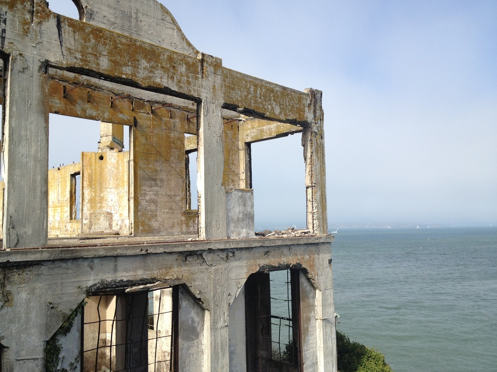 Alcatraz, photo credit Carolyn Stine