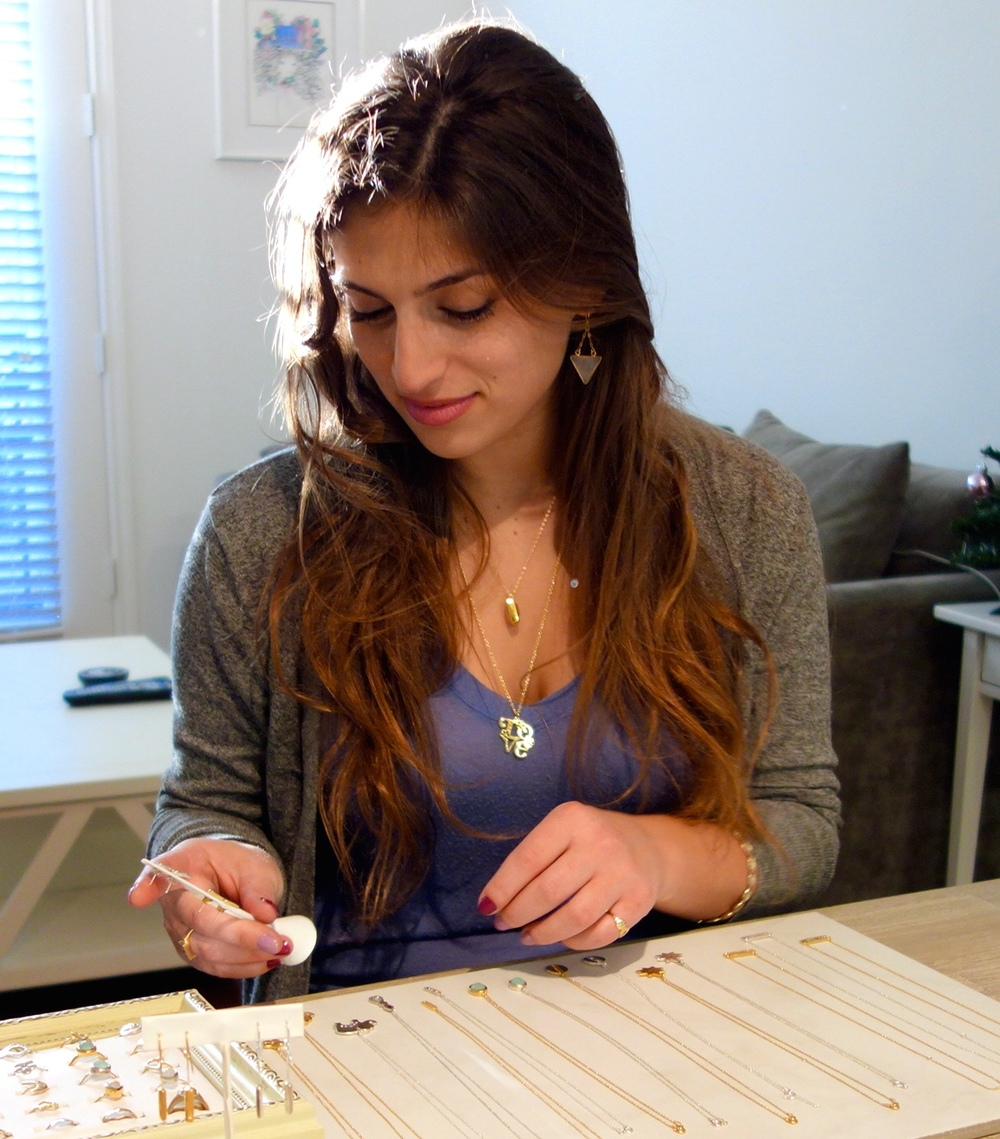Liliana Klein, Founder of Lili Klein Jewelry