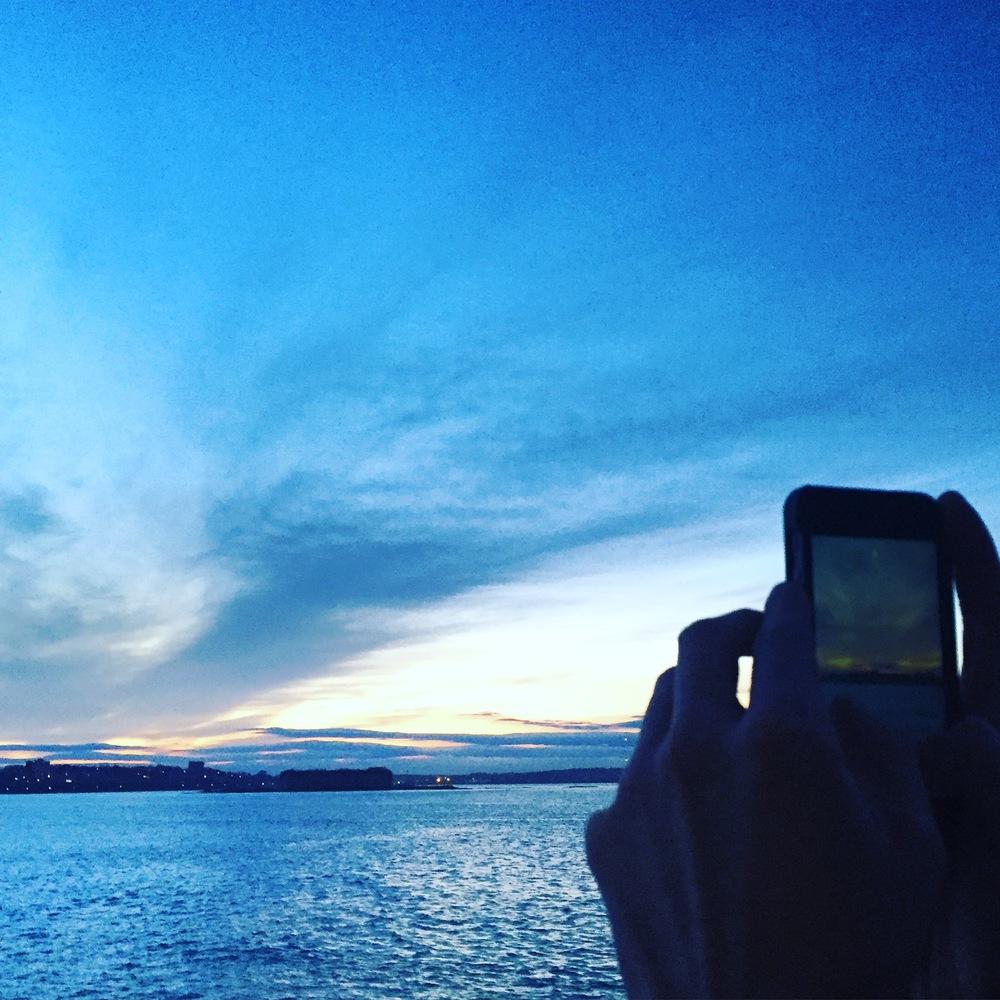 Peaks Island Ferry, Photo Credit Carolyn Stine