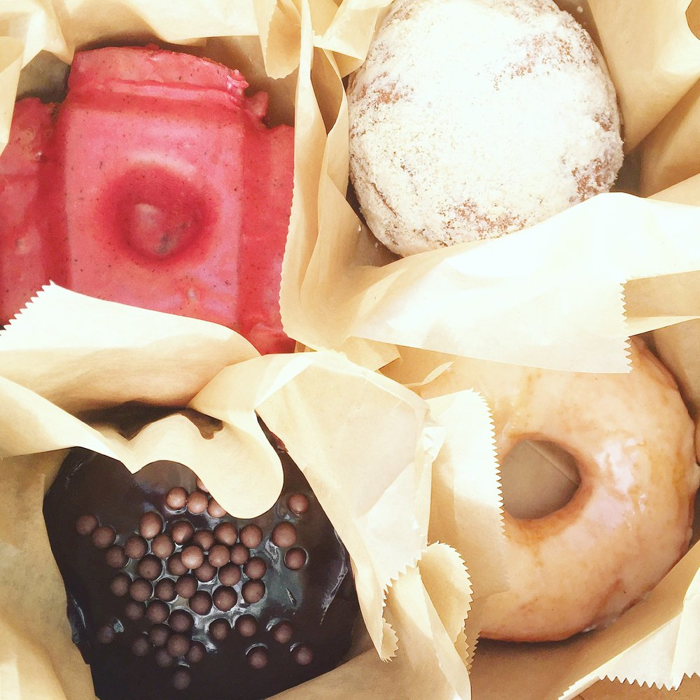 Blue Star Donuts (photo Credit Carolyn Stine)