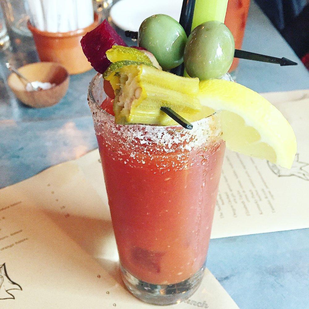 Tasty N Alder Bloody Mary (Photo Credit Carolyn Stine)