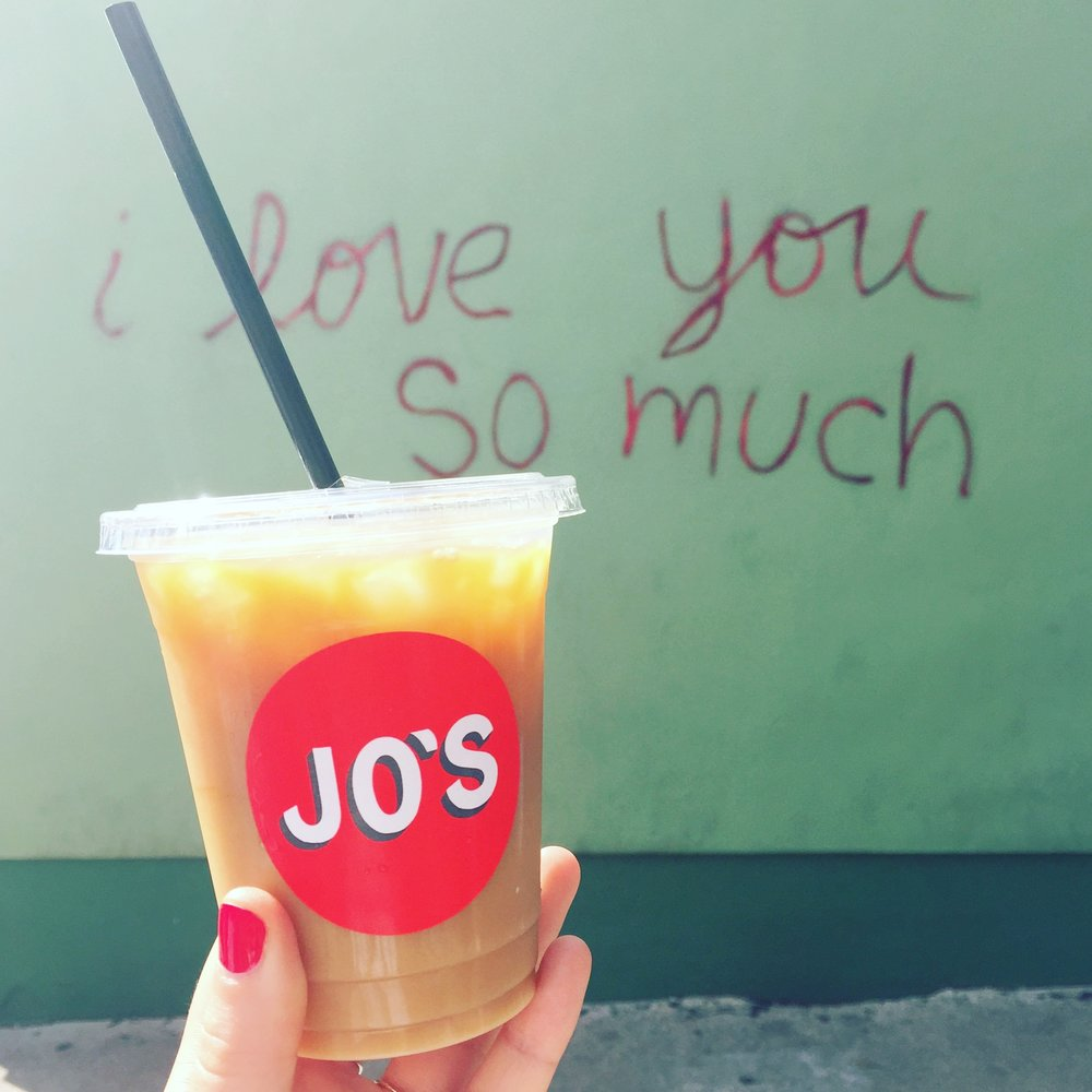Jo's Coffee: Photo Credit Carolyn Stine