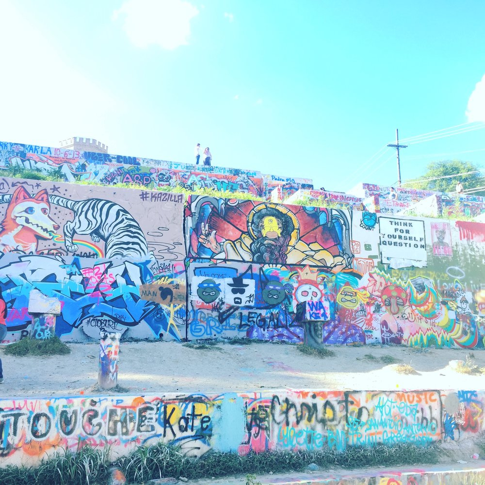 Hope Outdoor Gallery. Photo Credit Emily Merrell
