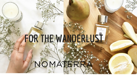 Fragrances $130, Candles $65 Are you nostalgic for smells? Nomaterra's scents will transport you to some of your favorite destinations like Cape Cod or our personal favorite, East Hampton.