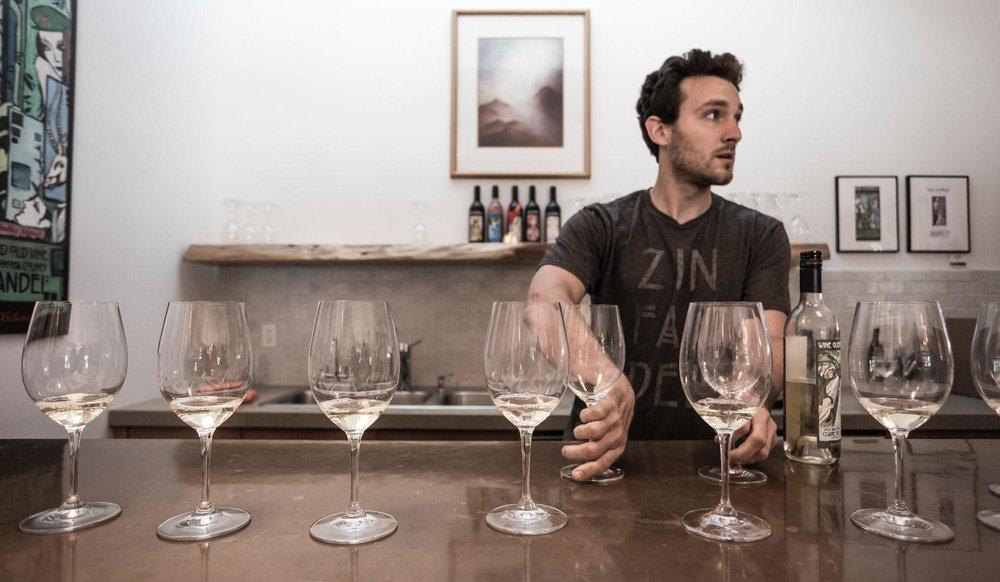 Matt Railla_Wine Guerrilla_Zinfandel