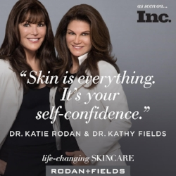 Katy Hinson | Rodan + Fields Founded by world-renowned dermatologists Dr. Katie Rodan and Dr. Kathy Fields, Rodan + Fields puts the power of dermatology-based skincare in your hands, using a highly effective social commerce business model.Rodan + Fields is the #1 skincare brand in the U.S. and the #1 fastest growing skincare brand in the U.S. over the last 6 years.Free Give it a Glow when you join as a preferred customer!