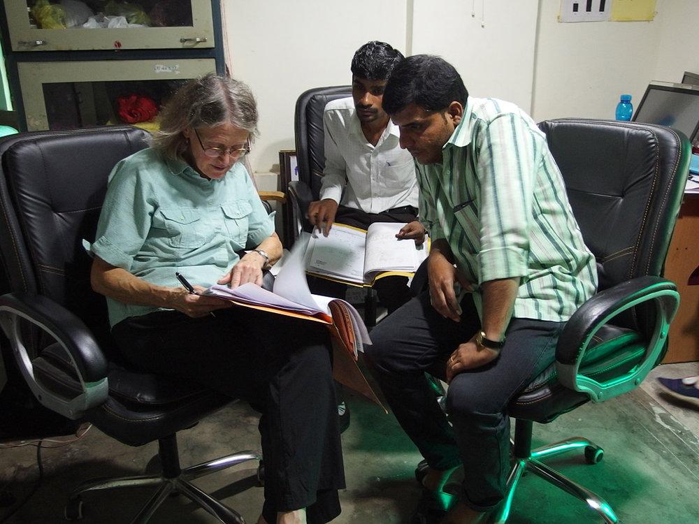 LK81251, Dr Ann w-staff.jpg