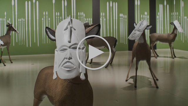 SAM - Disguise: Masks & Global African Art - June 19 - September 7 2015