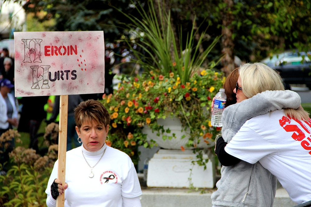 Heroin Action and Awareness Walk, Auburn