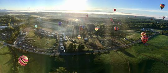 2018 Adirondack Balloon Festival