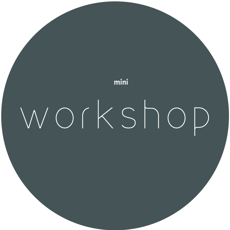 Kurs og DIY workshops