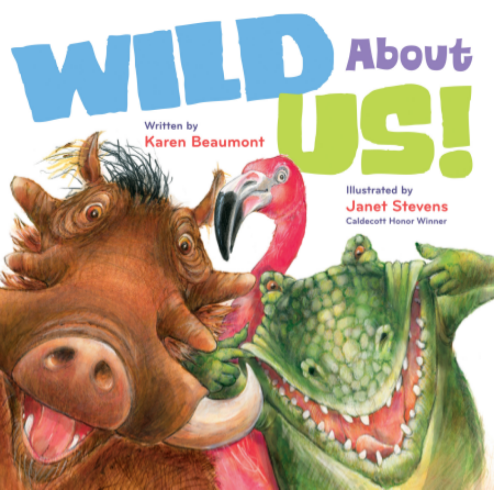 BY KAREN BEAUMONT Buy Now! A group of animals strut their stuff, showing how proud they are about their big teeth, round bellies and long necks. Great for helping young children learn to love themselves.