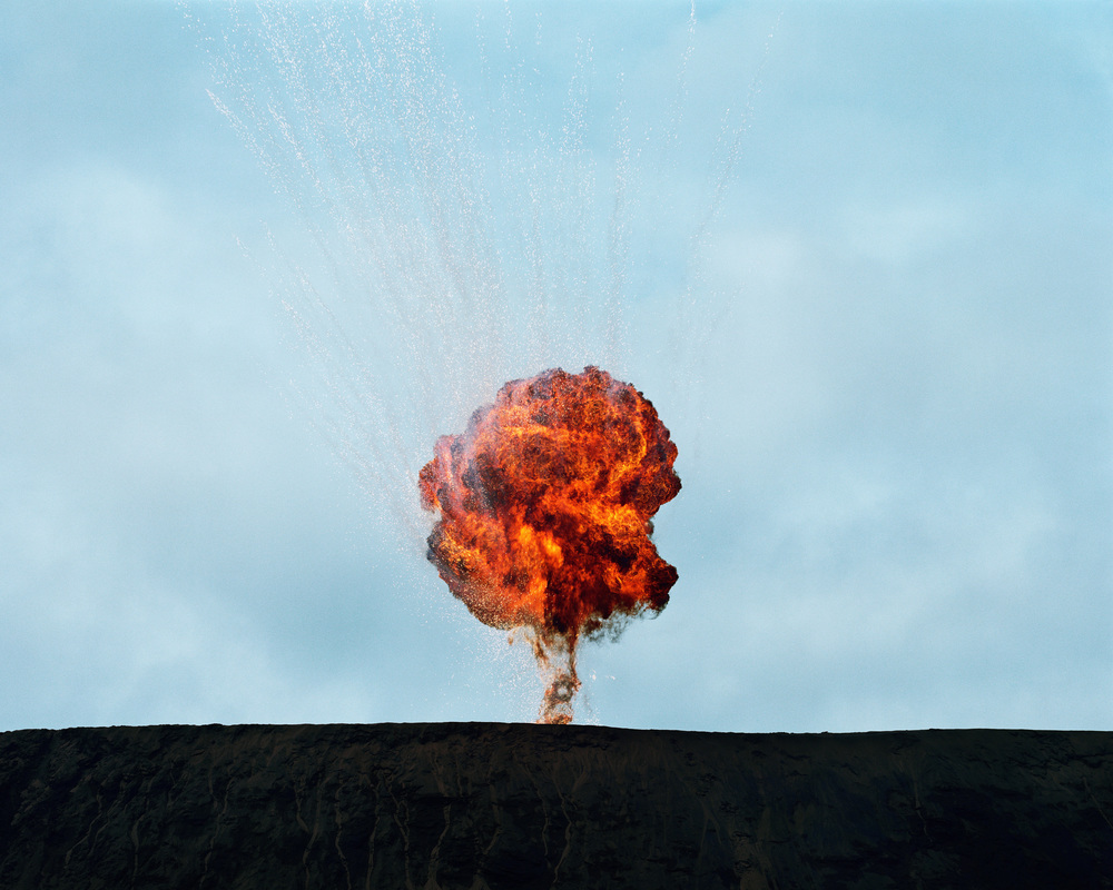 Untitled Explosion #1LF, 2007