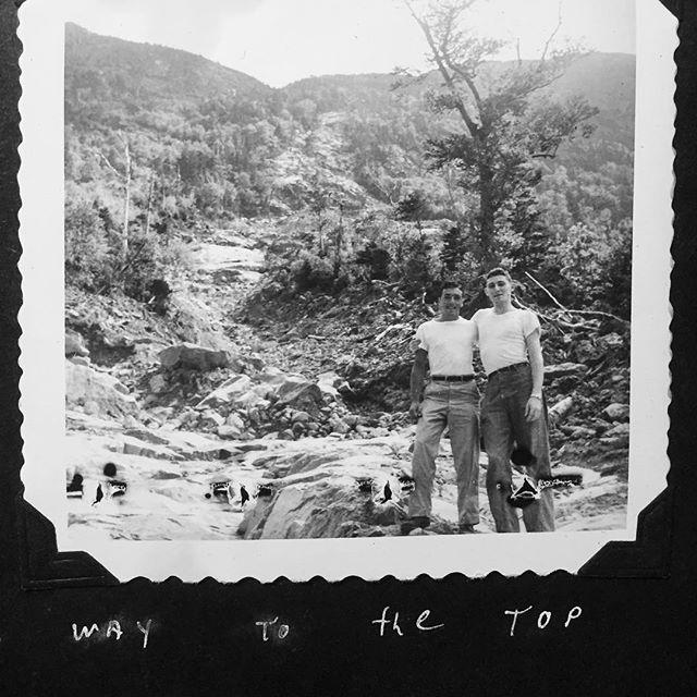 half way to the top.... 🇩🇪 Bavaria, 1956 w/ @RobbedByRobby