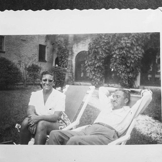 Menton 🇫🇷 1947   the summer of...