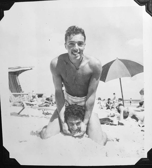 Warmer days in Menton 🇫🇷 1947 @robbygotrobbed