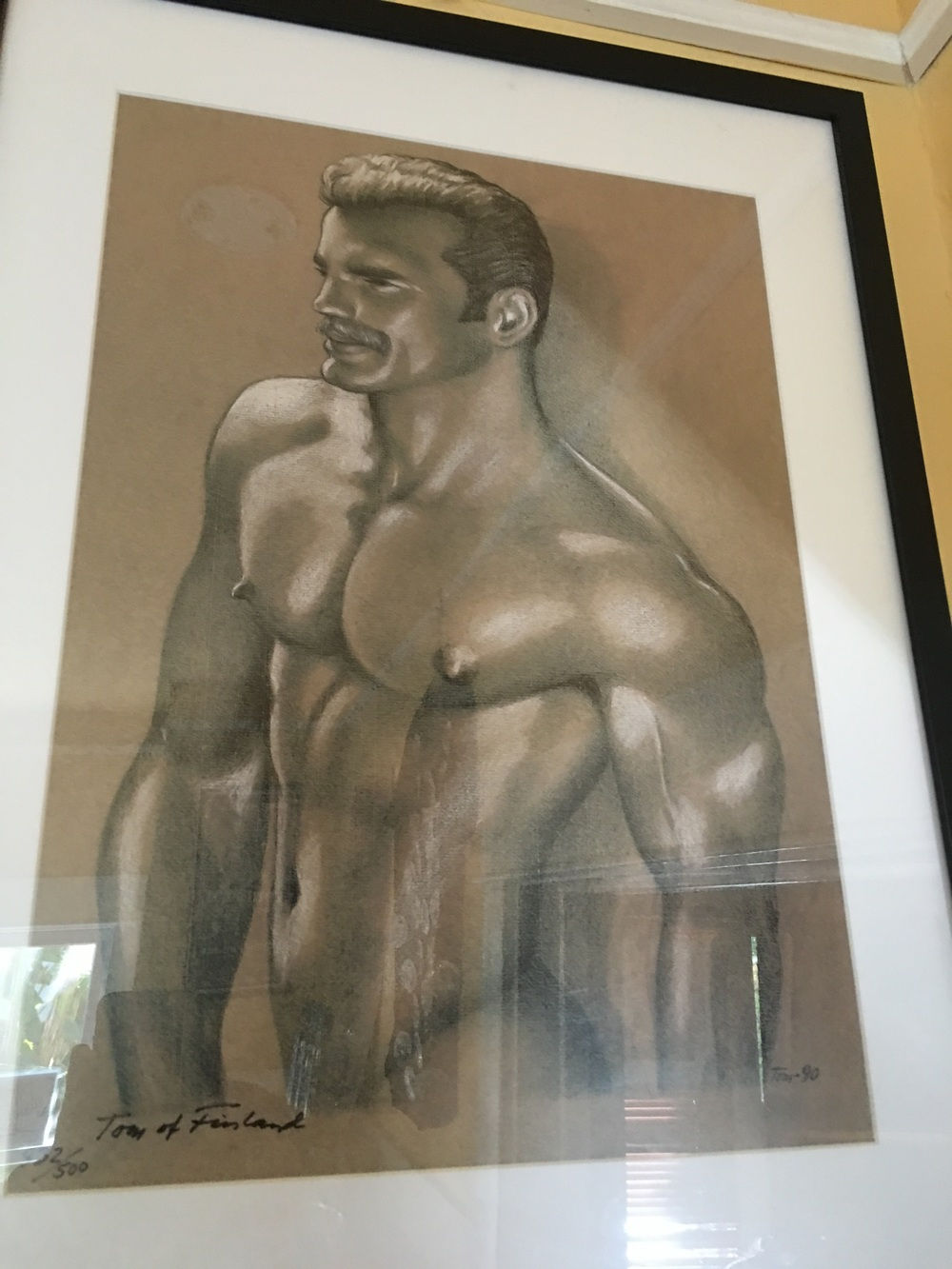 Perfection by Tom of Finland