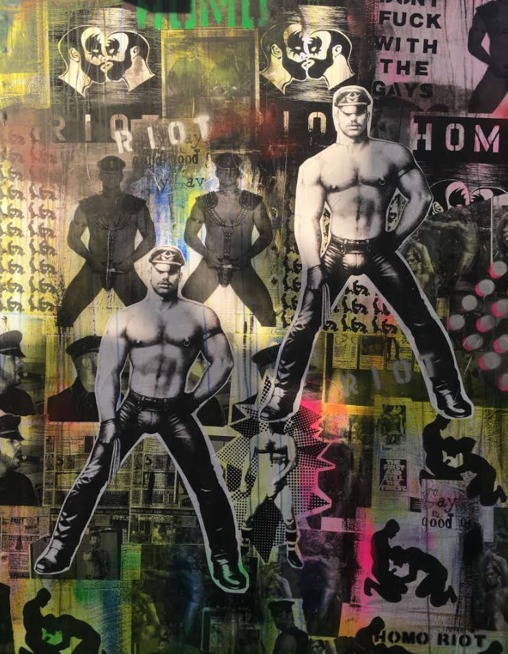 TOM House, Tom of Finland Foundation, Los Angeles, 2016   @tomoffinlandfoundation