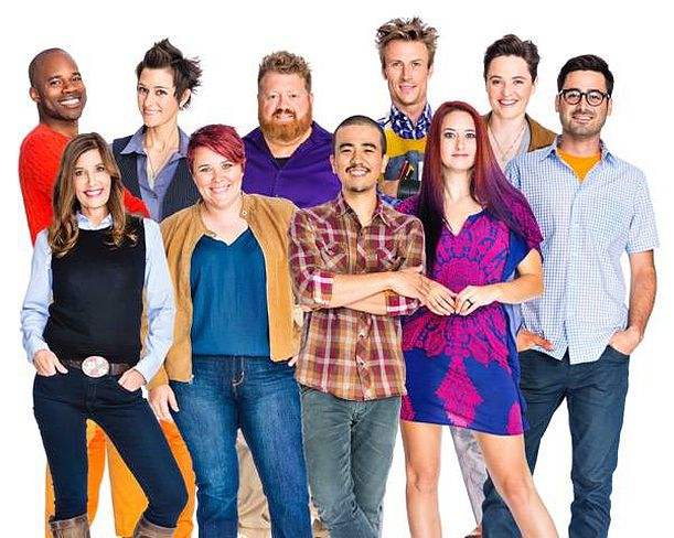 Cast of Ellens Design Challenge - Season 2