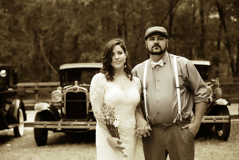 Brad + Brianna  // Bridle Oaks Barn