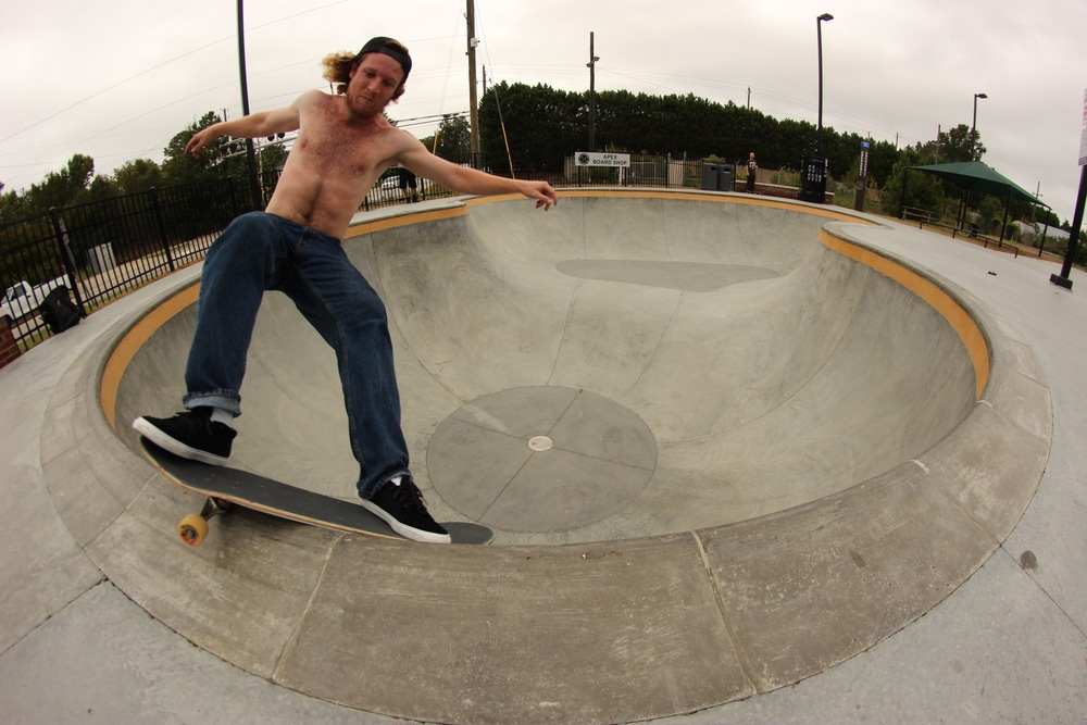 Gabe - Smith grind Apex, NC