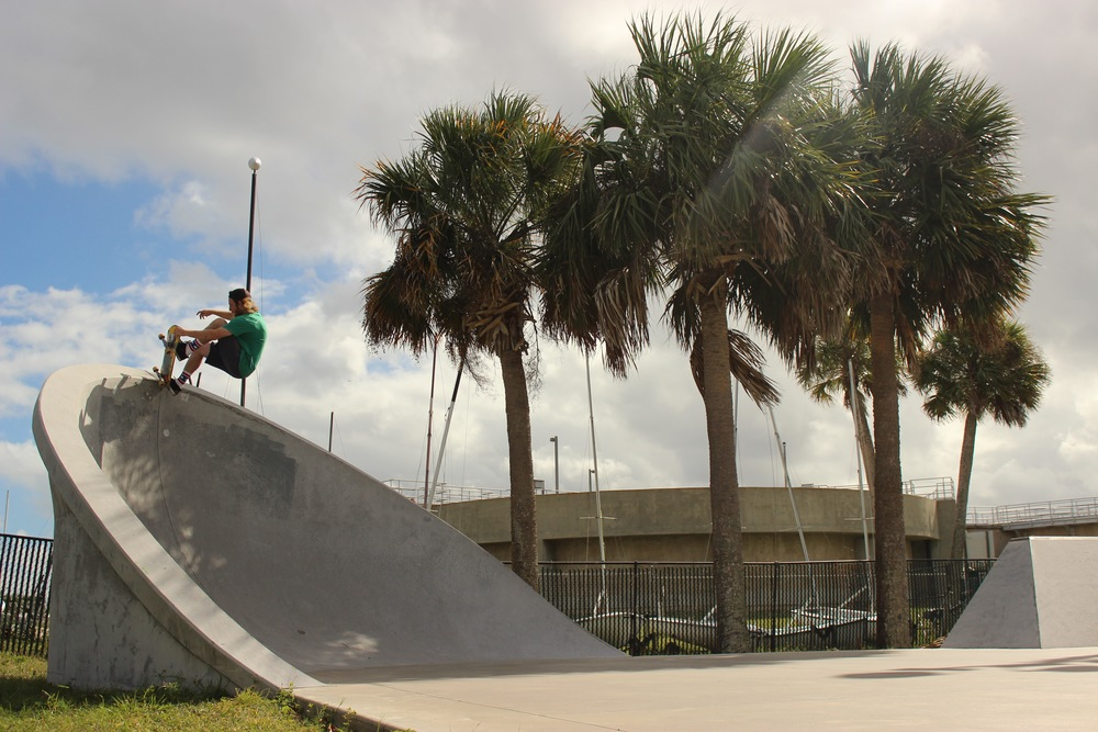 Gabe - Oververt tailblock in Daytona Beach, FL