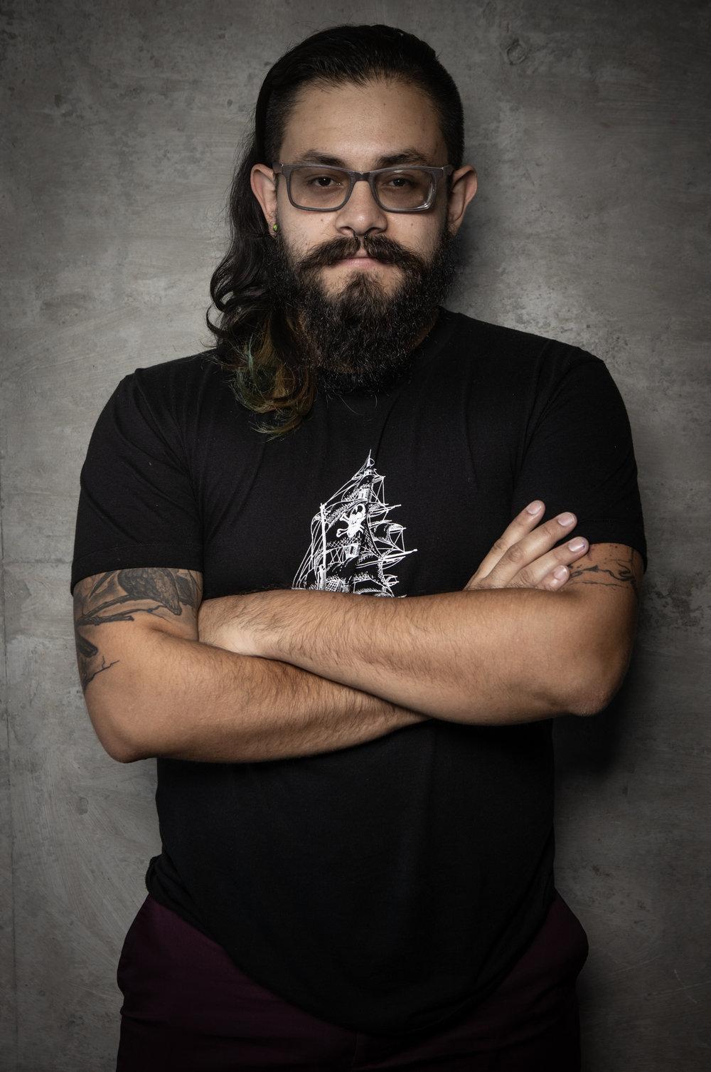 Sebastian Garcia - MANAGER / OWNER