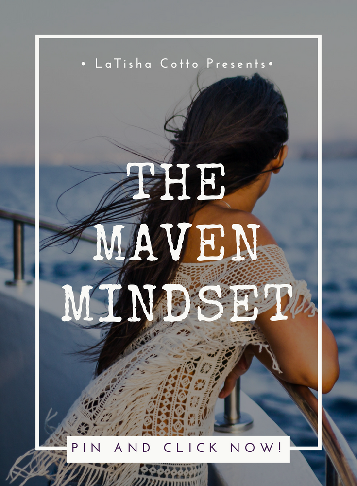 the maven mindset