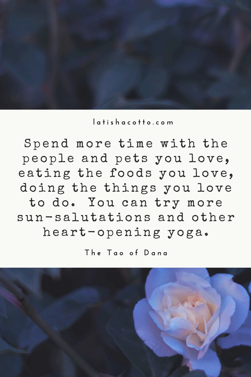 Spend More Time With People You Love Quote