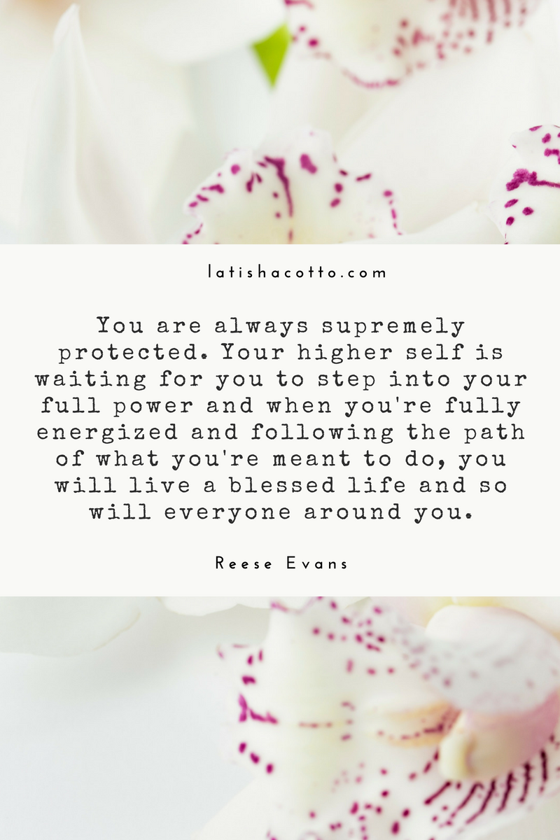 You are Supremely Protected Quote
