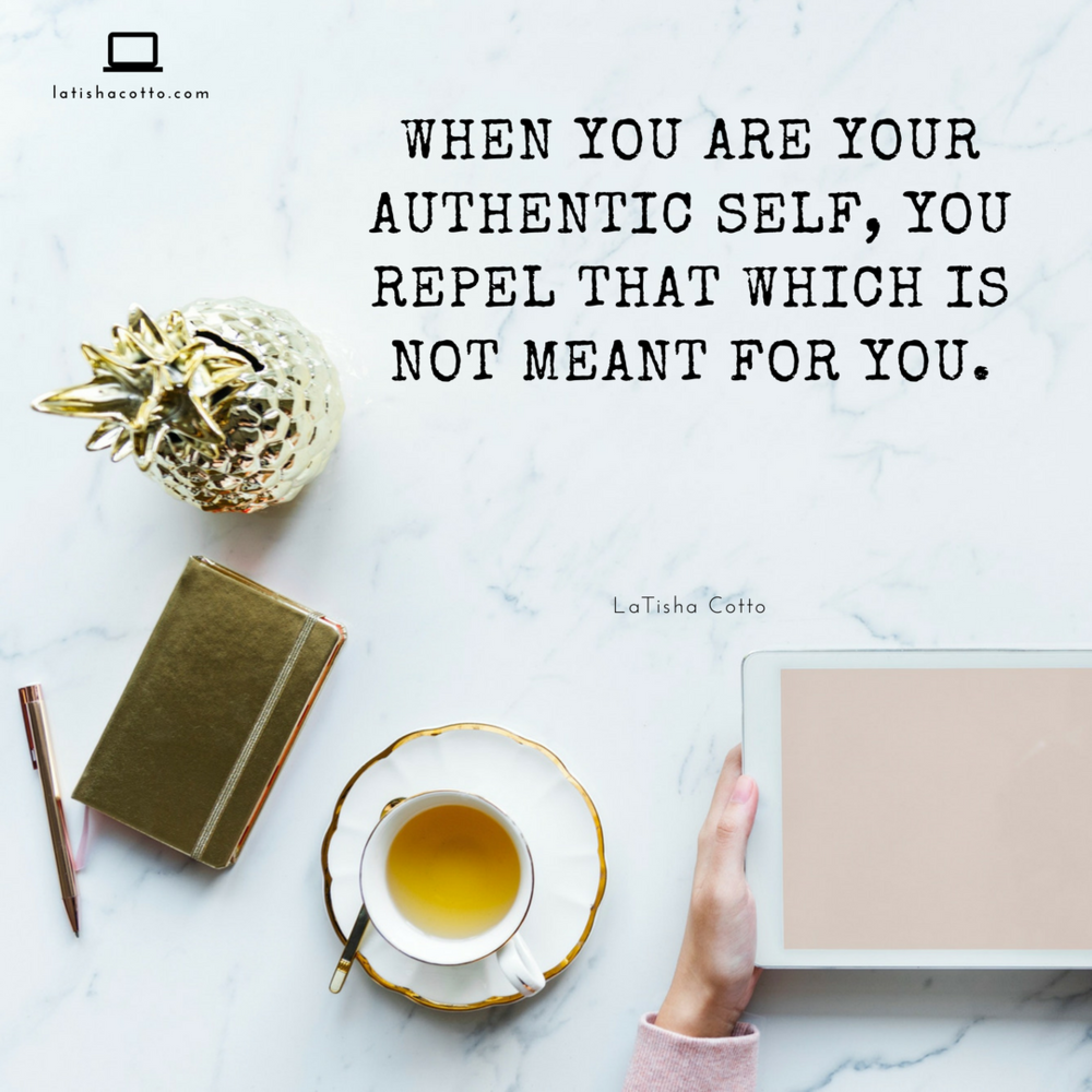 Why It's Important to Be Authentically You