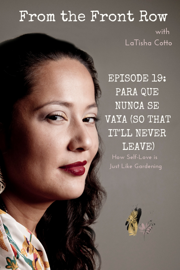 Episode 19: Para Que Nunca Se Vaya (So That It'll Never Leave)