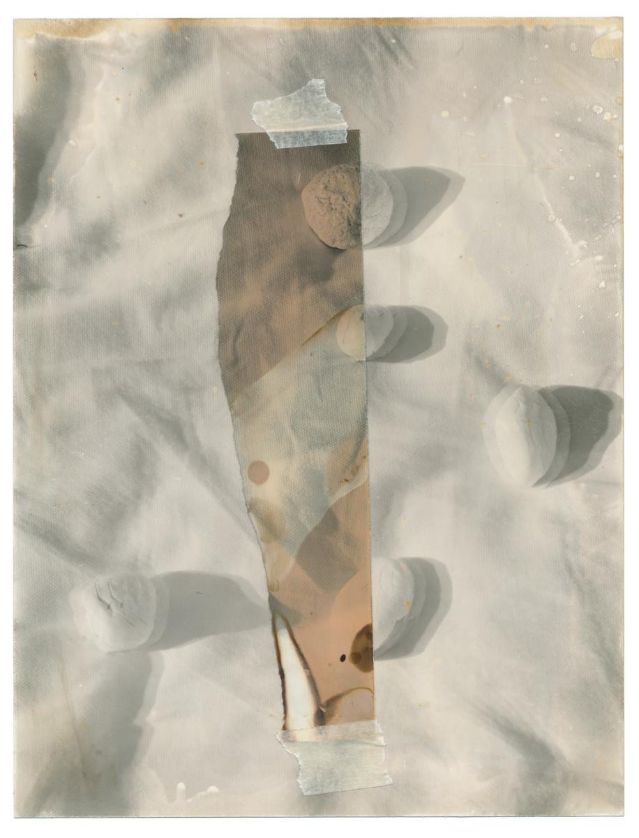16.5 x 12.5cm, collage, silver gelatin print, 2016