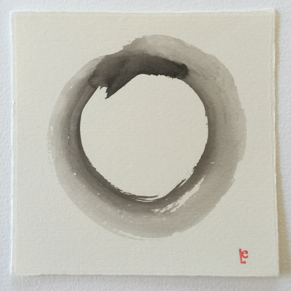 "e.02, 2014 | ink on Fabriano paper | 4.75"" x 4.75"""