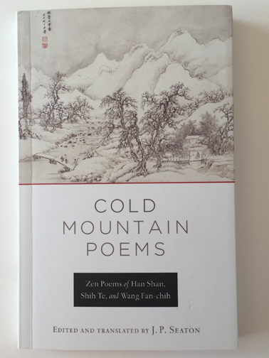 Cold Mountain Poems, translated by J.P. Seaton