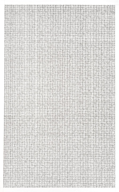 "chpt. 30: things flourish then perish, 2016 | ink on kozo paper | 40"" x 25"""