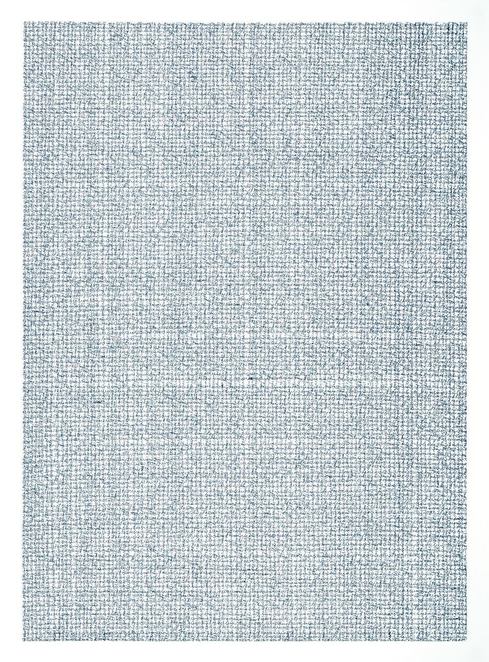 "chpt. 6: it never runs dry, 2014 | ink on paper | 30"" x 22"""