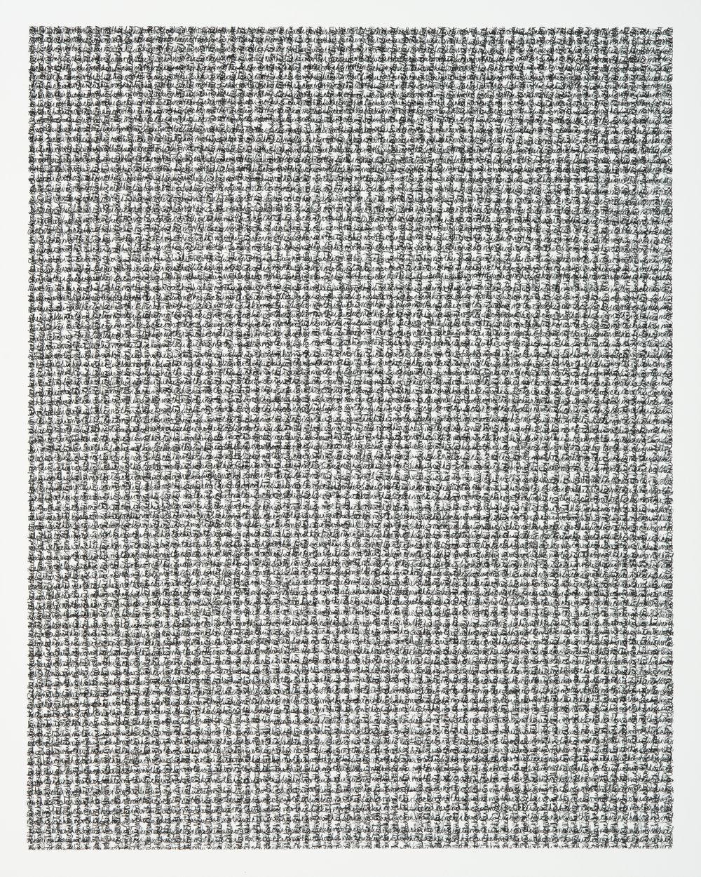 "motherfucker, 2017 | ink on panel | 30"" x 24"" x 1.5"""