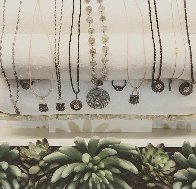 Pave lux by Austinista Designs. #pavediamonds #jewelry #austinista #saltwatergypsies #artandgiftmarket #portaransas #portaransastx #islandvibes #madeintexas