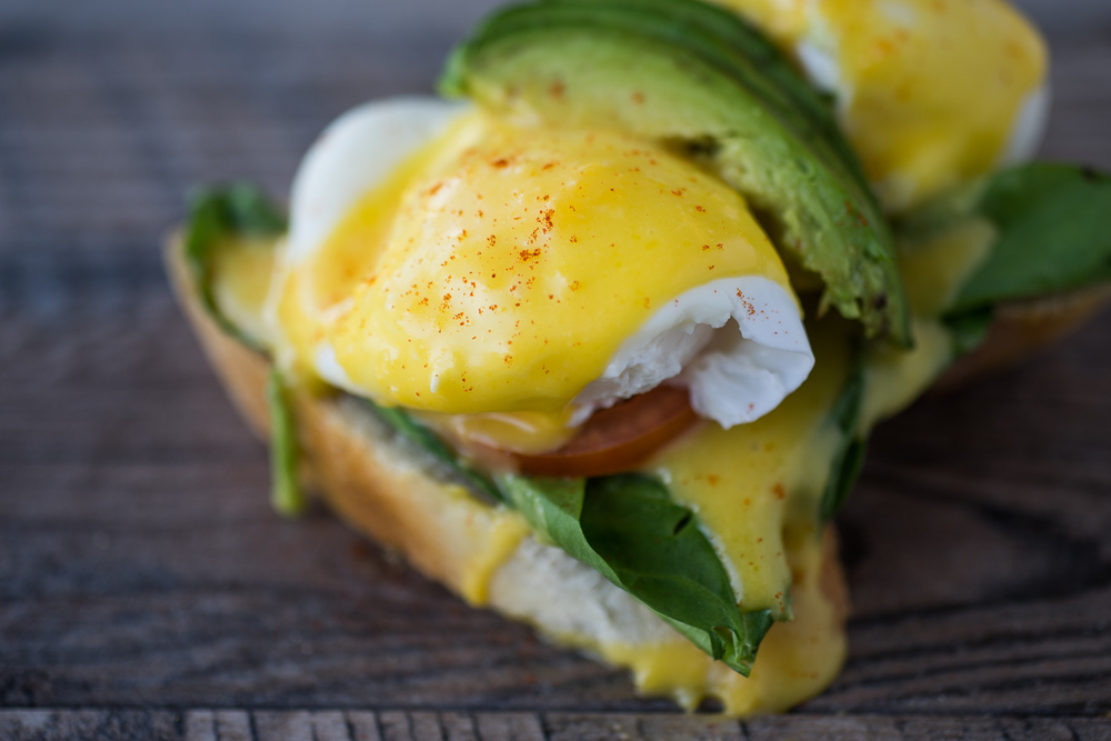 Avacado morning benny.