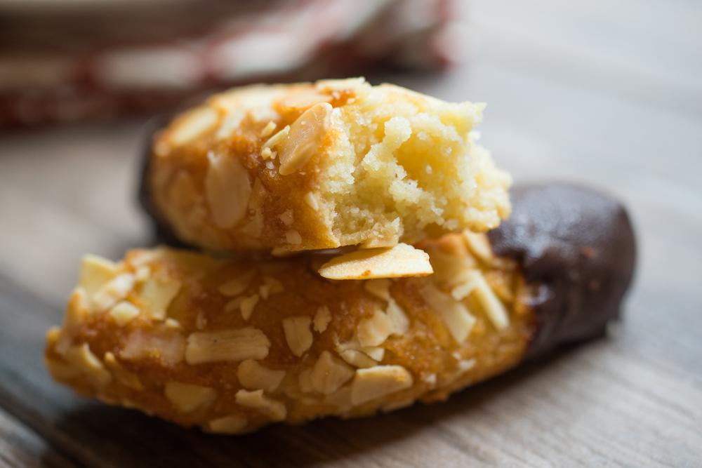 Almond Crescent - Gluten Free