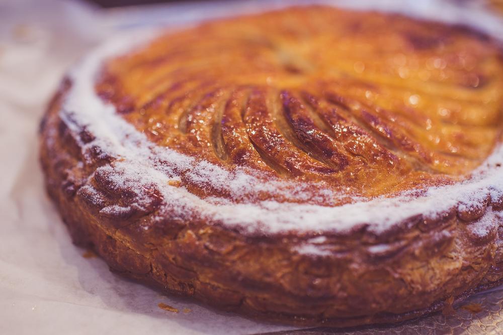 Galette Du Rois - Epiphany Cake