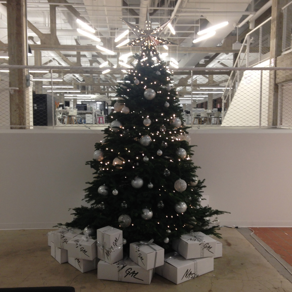 Nasty Gal Branded Holiday Tree.jpg