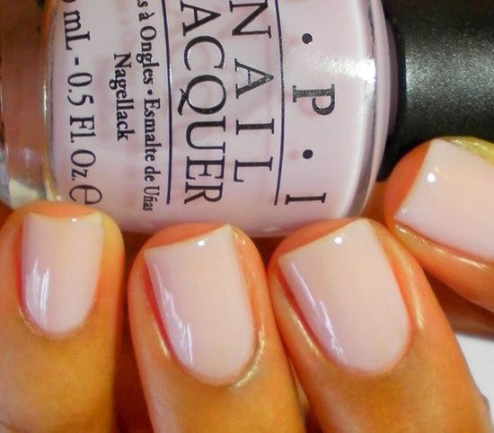 OPI nail color - via pinterest.