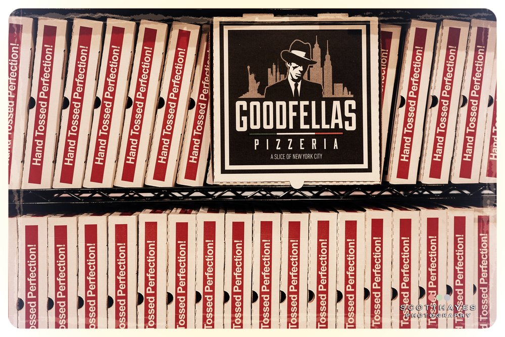 GOODFELLAS MILL STREET Downtown Lexington 859-281-1101      110 North Mill Street      Lexington, KY 40507